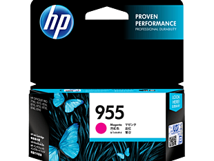 HP 955 Magenta Original Ink Cartridge