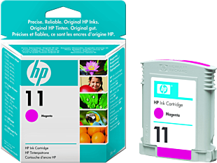 HP 11 Magenta Original Ink Cartridge