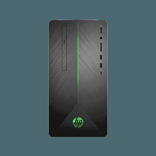 HP Pavilion Gaming Desktop 690-0506ng