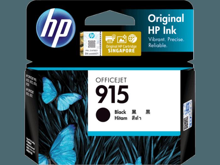 HP 915 Black Original Ink Cartridge