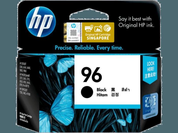 HP 96 Black Original Ink Cartridge