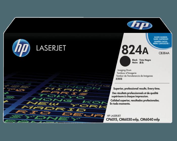 HP 824A Black LaserJet Image Drum