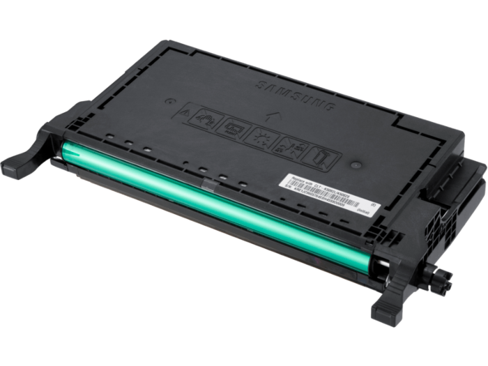 Samsung CLT-K508L High Yield Black Toner Cartridge