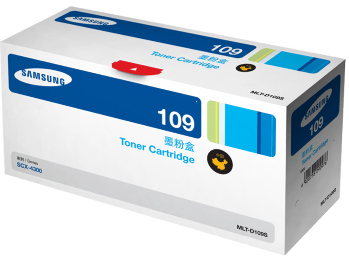 Samsung MLT-D109S Black Toner Cartridge