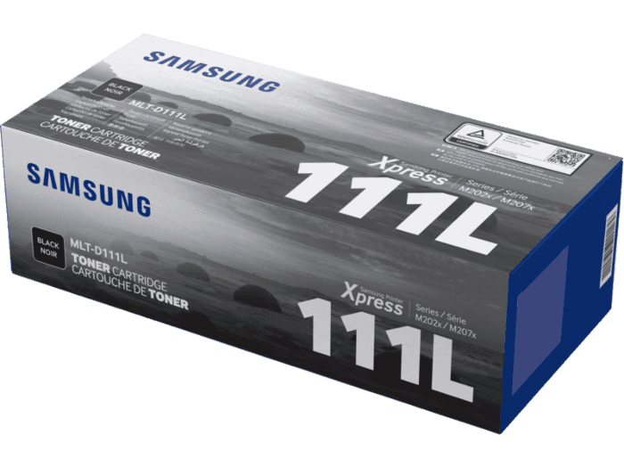 Samsung MLT-D111L High Yield Black Toner Cartridge