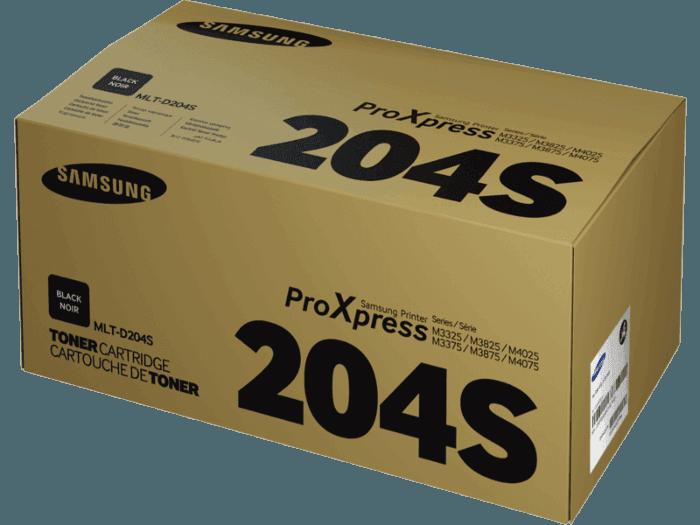 Samsung MLT-D204S Black Toner Cartridge