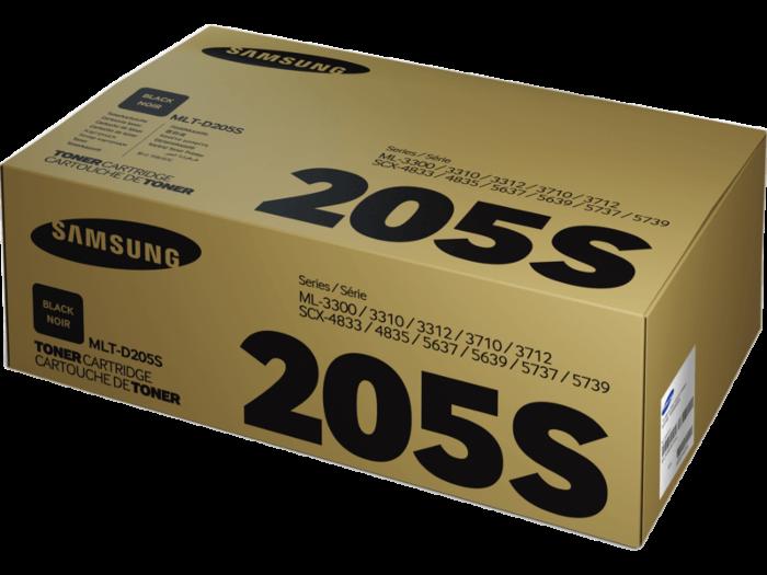 Samsung MLT-D205S Black Toner Cartridge