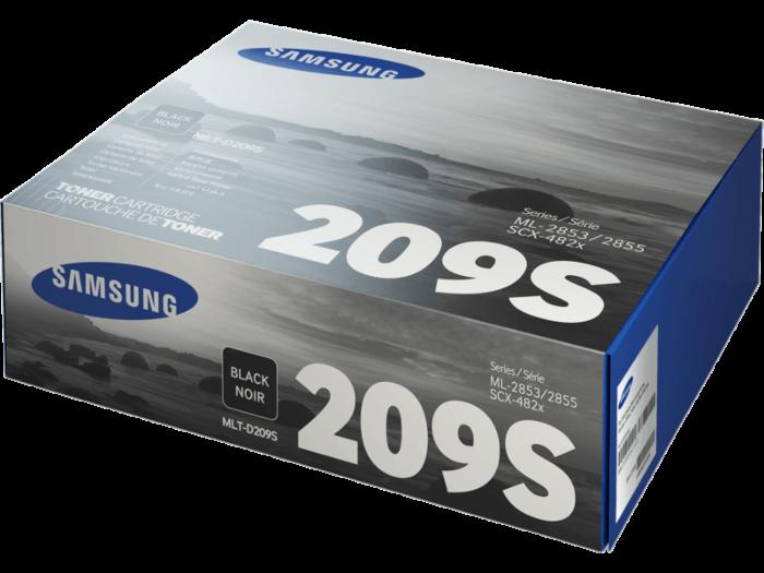 Samsung MLT-D209S Black Toner Cartridge