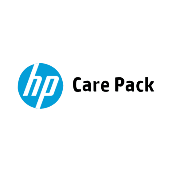 HP 4 year Next Business Day w/Defective Media Rentention Service for LaserJet M701/706