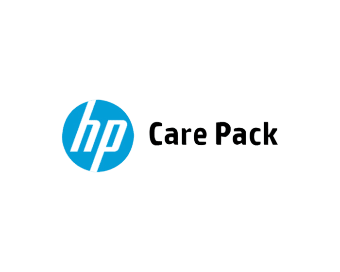 HP 1 year Post Warranty 4h 9x5 Service for Color LaserJet M55x