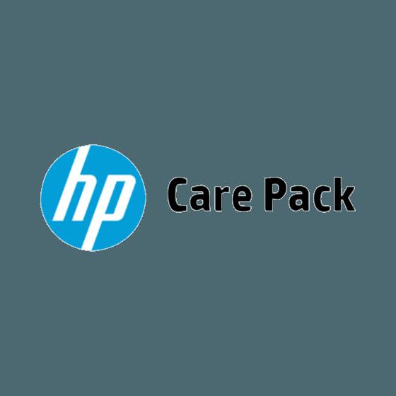 HP 1 year Post Warranty 4 hour 9x5 w/Defective Media Retention Service for LaserJet M527 MFP