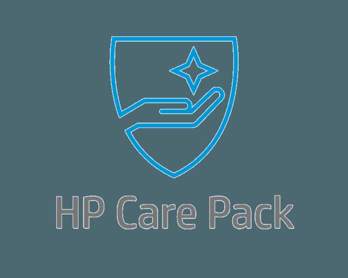 HP 1 year Post Warranty Standard Exchange ScanJet 45xx Service