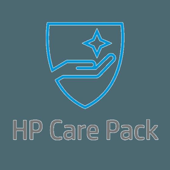 HP 1 year Post Warranty 4 hour 9x5 Hardware Support w/DMR for LaserJet Enterprise MFP M63x