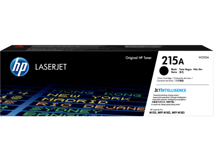 HP 215A Black Original LaserJet Toner Cartridge