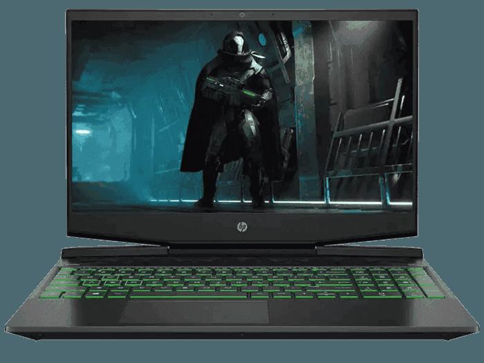 HP Pavilion Gaming Laptop 15-dk1153TX