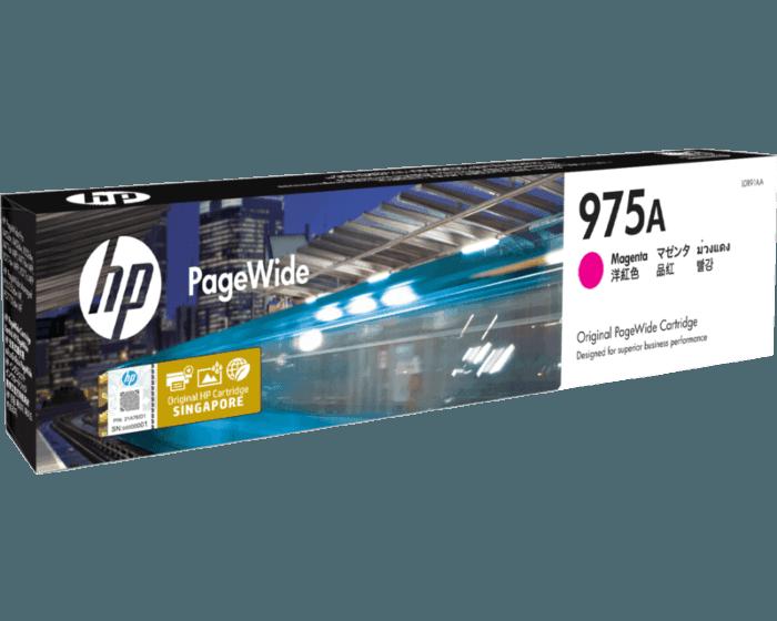HP 975A Magenta Original PageWide Cartridge