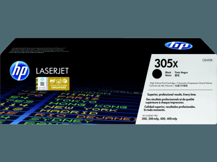 HP 305X High Yield Black Original LaserJet Toner Cartridge