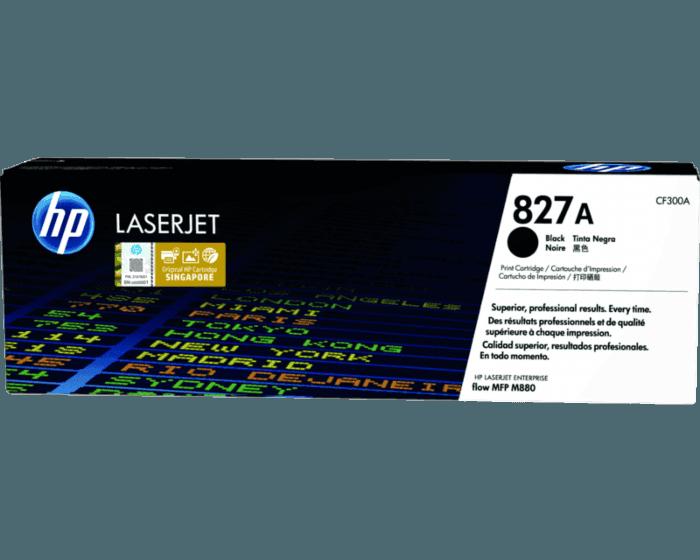 HP 827A Black Original LaserJet Toner Cartridge