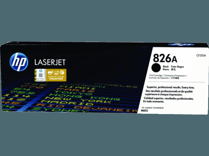 HP 826A Black Original LaserJet Toner Cartridge