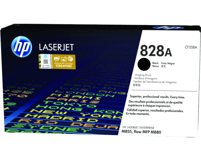 HP 828A Black LaserJet Image Drum