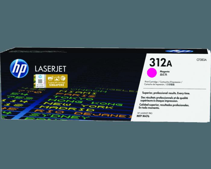 HP 312A Magenta Original LaserJet Toner Cartridge