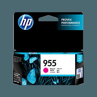 HP 955 Magenta Original Ink Cartridge