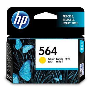 HP 564 Yellow Original Ink Cartridge