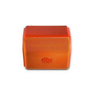 HP Roar Mini Orange Wireless Speakers