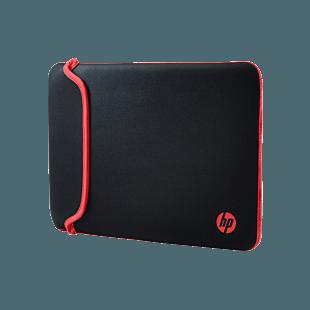 HP 11.6 Black/Red Neoprene Sleeve